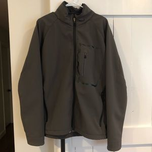 Men's Columbia titanium interchange jacket